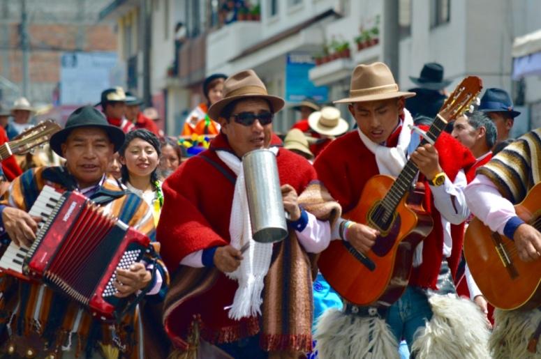 Fiesta del chagra Machachi